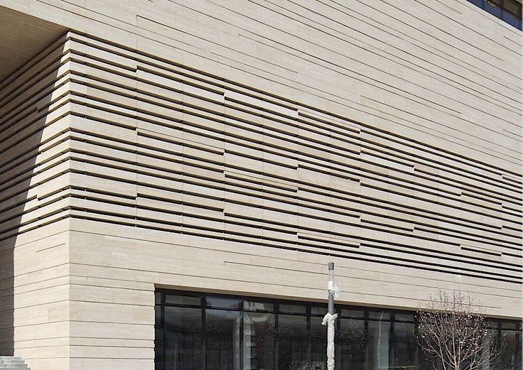Photographs facade materials - 1aled.borzii