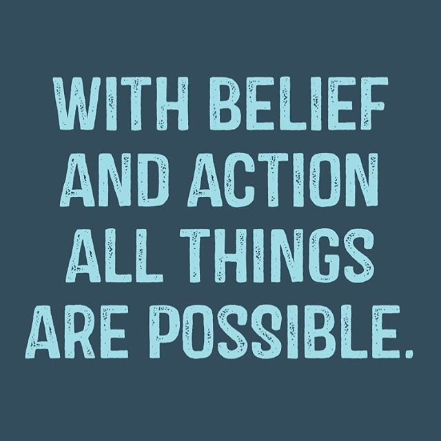Reposting At Axtschmiede With Belief And Action All Things Are