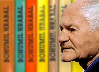 "Bohumil Hrabal - Czech writer and ""palaverer"" ...."