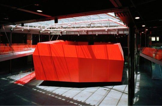 MACRO – Museo d'Arte Contemporanea Roma, Progetto di Odile Decq, © LUIGI FILETICI – ODBC