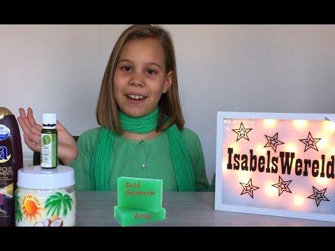 Zelf kneedzeep maken - Simpel kneedbare zeep maken - YouTube