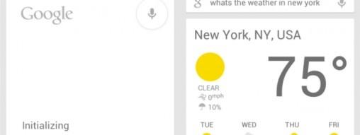 Google Now to usługa, która w pierwszej chwili była postrzegana jako odpowiedź na asystenta głosowego Siri znanego z produktów Apple. http://www.spidersweb.pl/2013/03/google-now-chrome-os-windows.html