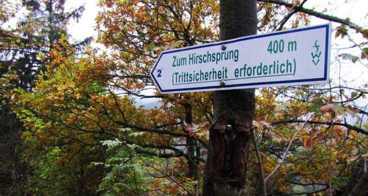 Frankenwald_Hirschsprung_Hoelle