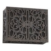 Found it at Wayfair - Surface Mount Door Chime Grill in Toasted Sienna