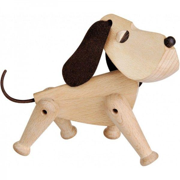 Holzhund Oscar