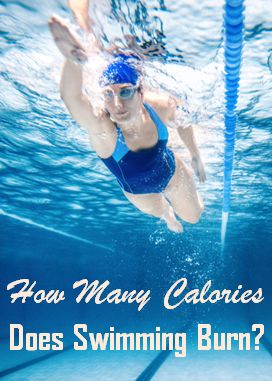 How Many Calories Does Swimming Burn? - http://www.active.com/triathlon/articles/how-many-calories-does-swimming-burn
