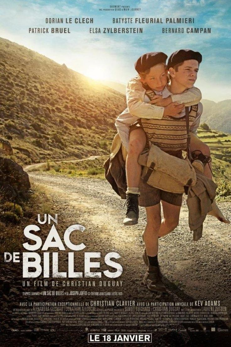 A BAG OF MARBLES will make my Top 20 films of 2017. I am surprised this is not showing in more places. It is a remarkable tale of survival and a brilliant addition to the heartbreaking but needed World War 2 movie canon. Out now in Australia on a criminally limited release from Umbrella Films. http://saltypopcorn.com.au/a-bag-of-marbles-review/