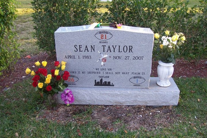 17 Best Images About Sean Taylor #21 R.I.P On Pinterest