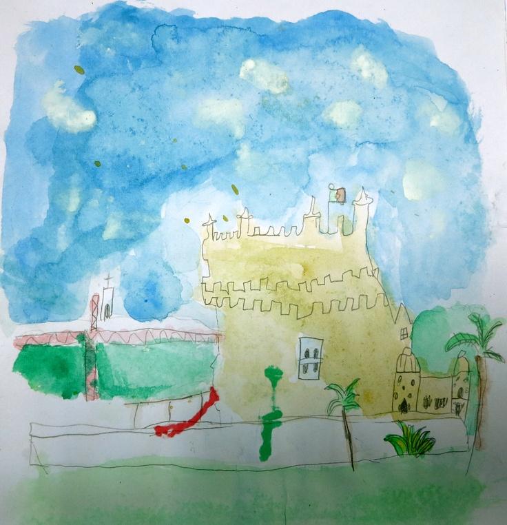"""""""du carnet de voyages 2010""""...sempre Lisboa"""
