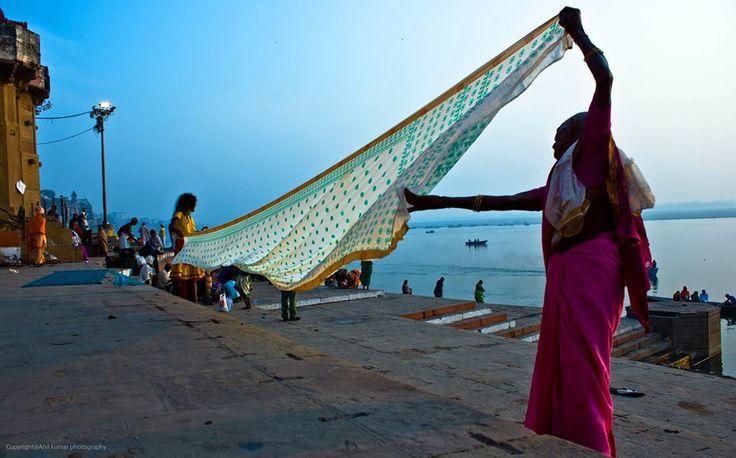 Subha a Banaras  Incredible india Join me ( Anil kumar photography )