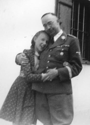 El nazi que amaba a sus hijos