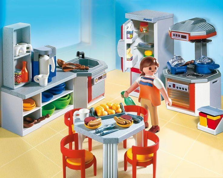 Playmobil Luxus Küche Playmobil City Life Luxusvilla ...