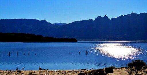 Theewaterskloof Dam, Villiersdorp South Africa