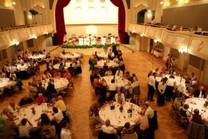 EWC 2012 - Festabend im Alten Kurhaus in Bad Reichenhall (Foto: Regine Richter)