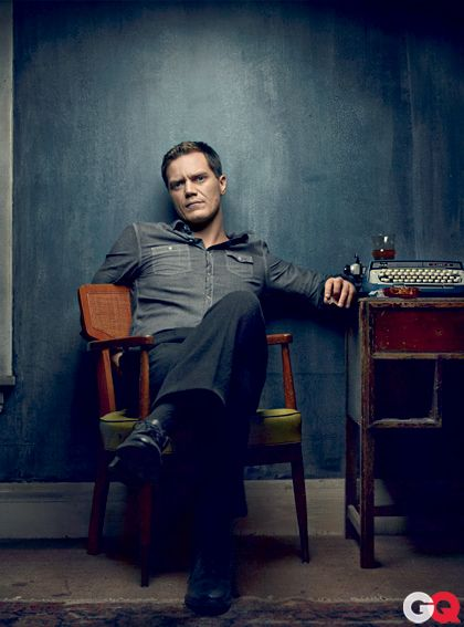 Michael Shannon: GQ Men of the Year 2011: Fanatic: Men of the Year: GQ
