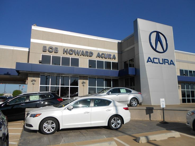 Test drive an all new Acura at Bob Howard Acura- Oklahoma