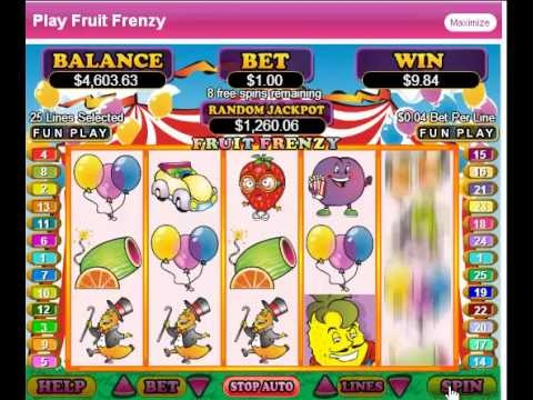 Free Casino Games Bonus