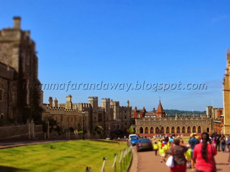 Windsor Castle - England