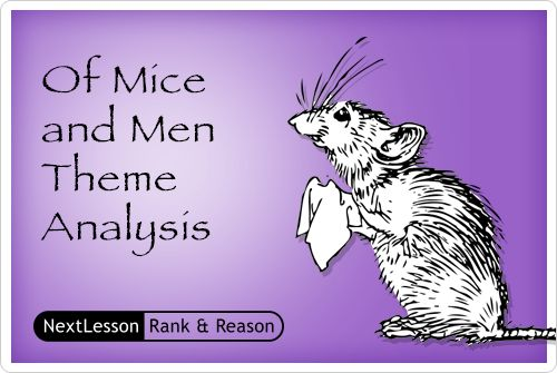 of mice and men critical analysis Of mice and men critical analysis essays  next across five aprils essay check out our top free essays on spm example of.