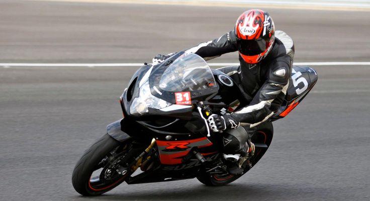 Suzuki GSXR 600 K4 - Los Arcos Circuit - Navarra Spain