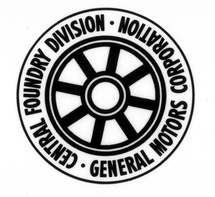 1947 General Motors Central Foundry Logo