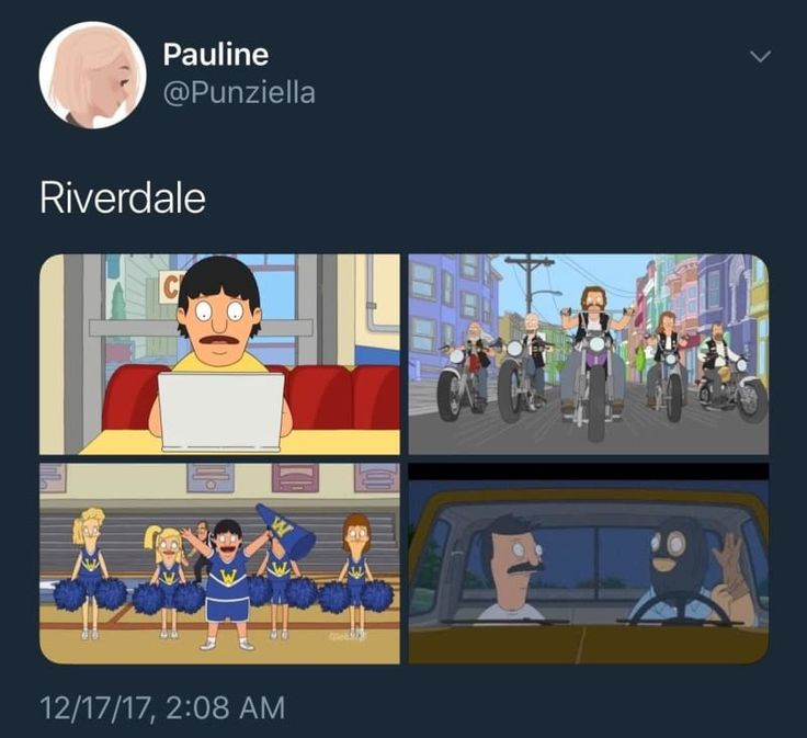 """Here Are 50 Of The Best """"Riverdale"""" Jokes From This Year"""
