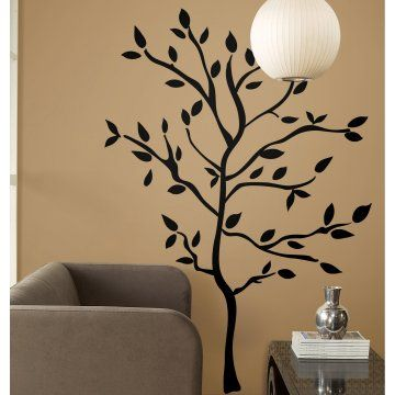 Tree Branches Peel and Stick Wall Decals!