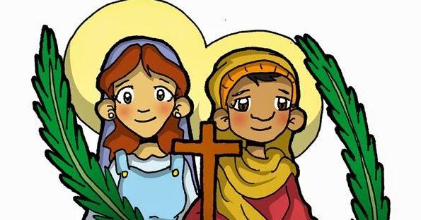 Fiesta: 7 marzo Santas Perpetua y Felicitas (o Felicidad) Perpetua había nacido en Cartago, era una mujer de familia noble y pagana...