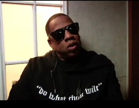 Jay-Z Do What Thou Wilt Allister Crowley saying. for all to see.