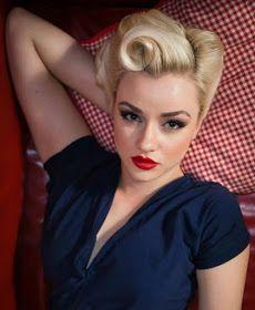 Μαλλιά εμπνευσμένα από την δεκαετία του '50!!!