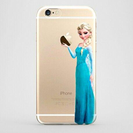 carcasa de frozen iphone 6
