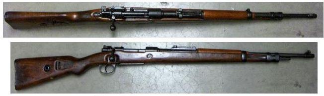 K98 German K98 8mm Mauser with UNPEENED Markings $439.00