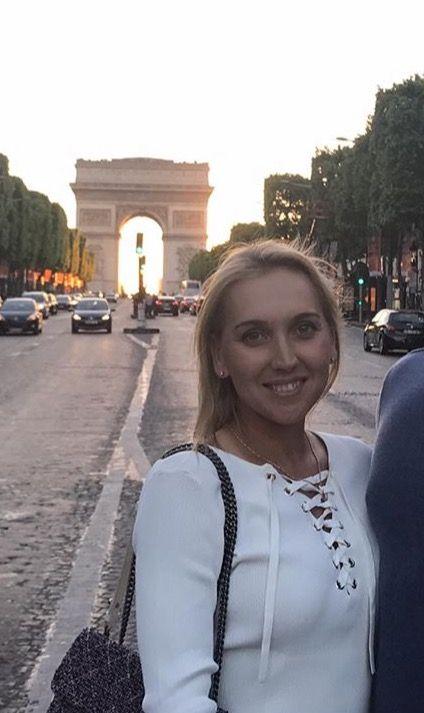 Elena Vesnina Paris