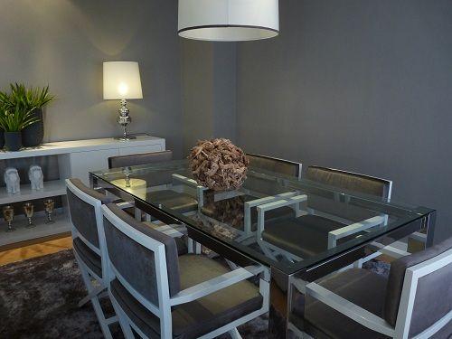 Zona de Jantar - Depois Dining Area - After