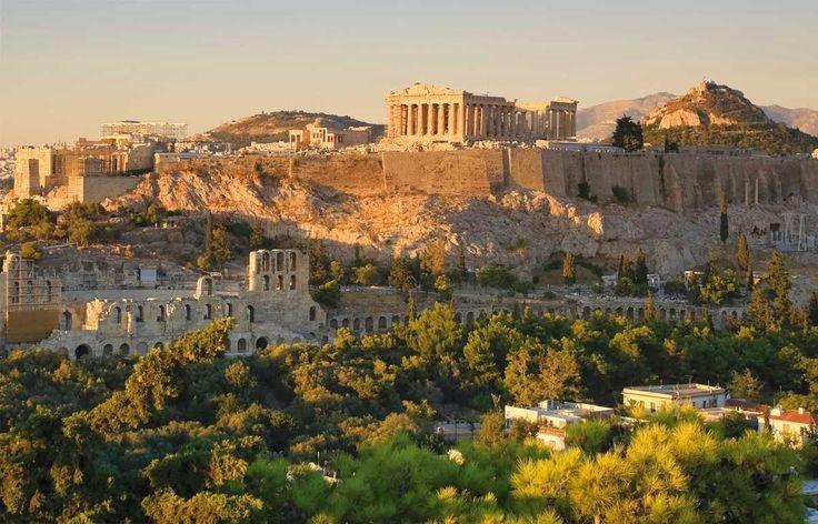 * Atenas, Grécia *