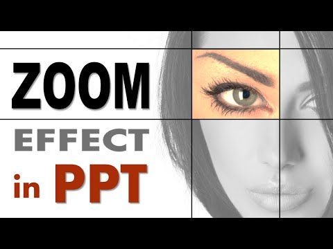 Cool Zoom Animation Effect: PowerPoint Animation Tutorial - YouTube