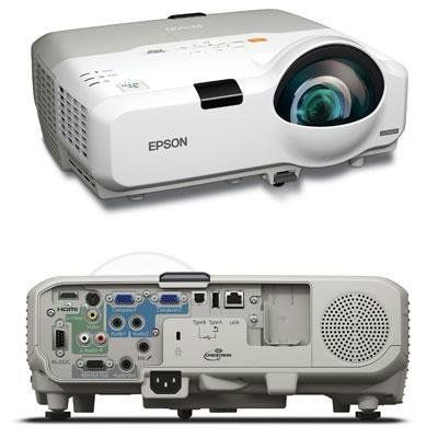 Epson PowerLite 435W - LCD projector (V11H449020) -