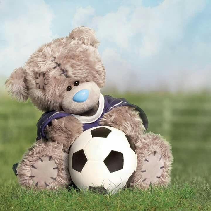 Tatty Teddy Soccer