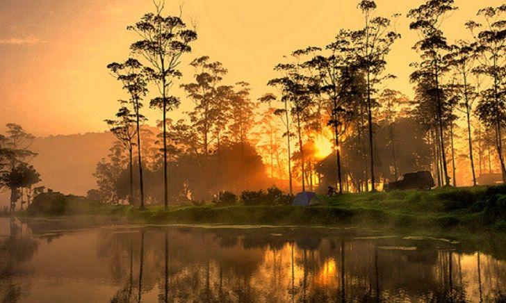 Destinasi Wisata Alam Di Bandung Dengan Pemandangan Yang Indah Pemandangan Gambar Alam