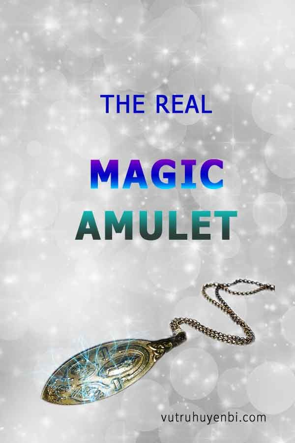 The unexplained story of the magic amulet that saved my Dad's life