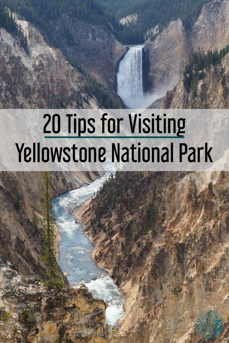 10 Dramatic Places You Have To Visit In Yellowstone National Park USA