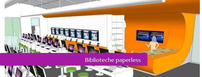 Biblioteche paperless