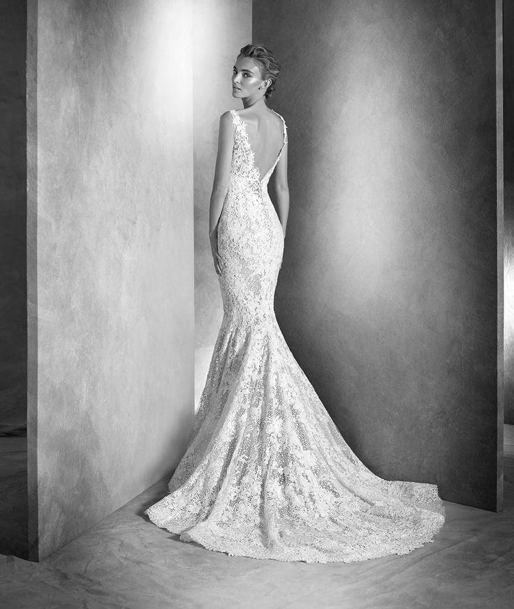 Avance colección Atelier Pronovias 2016. ¡Un auténtico sueño! #Pronovias #Pronovias2016 #vestidosdenovia #tendencias #brides #weddings