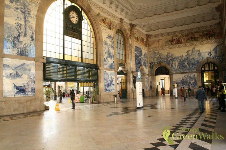 Sao Bento Train Station - Porto