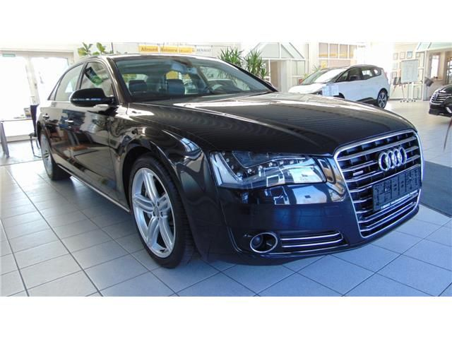 2012 Audi A8 4.2 FSI Langversion Quattro €24,990  Active safety: LED rear lights, electronic stability program ESP provides targeted braking of individual wheels and intervention in engine management for more stability in dangerous driving situations,
