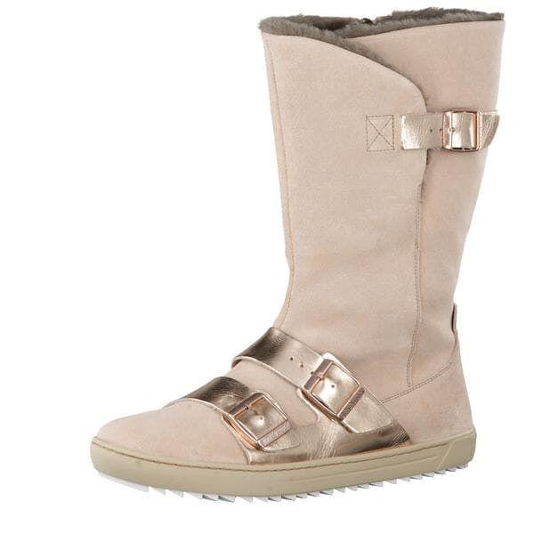 Birkenstock Boots Danbury Altrosa Damen Boots Schuhe Frauen Frauen Stiefel