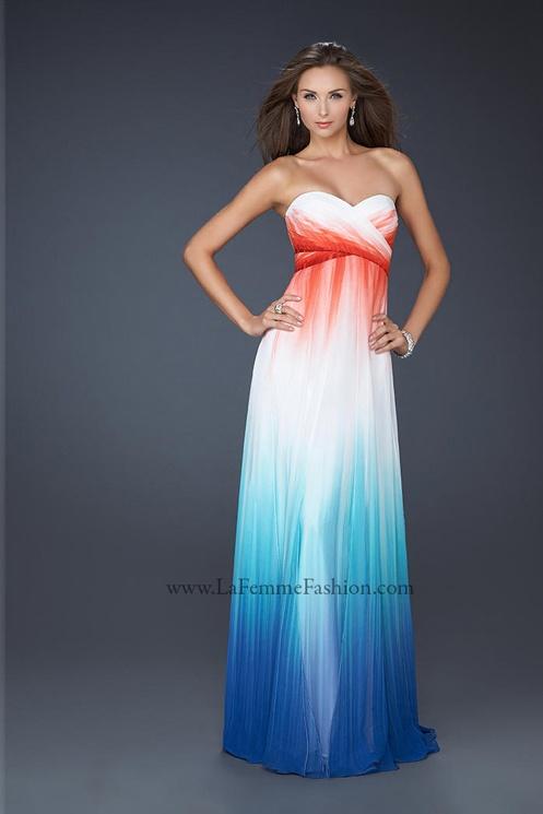 The 209 best LaFemme Prom Dresses images on Pinterest | Formal ...