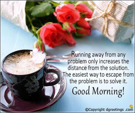 Send Good Morning eCards