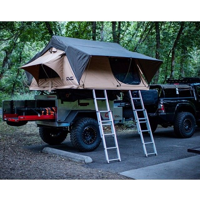 Tent Trailers Vehicle : Rooftop tents cascadia vehicle roof top camping