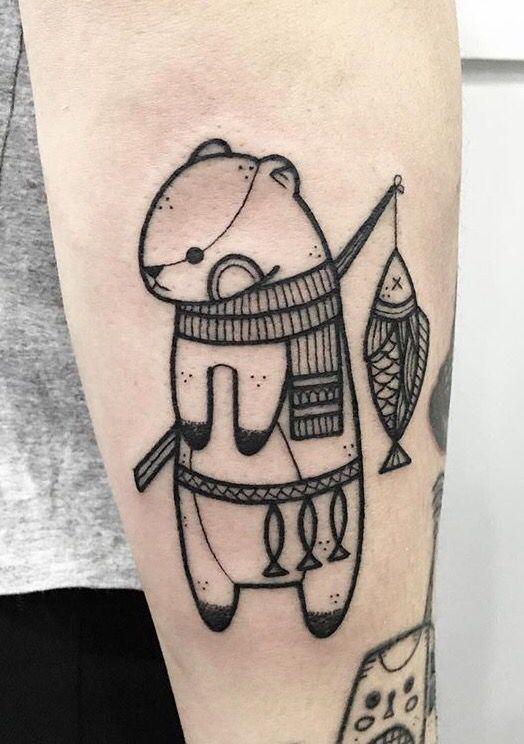Hugo tattooer